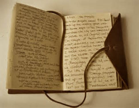 the old diary