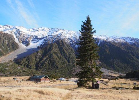 冬のニュージーランドに行ってきた! 〜その3 アオラキ/マウント・クック国立公園