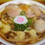 濃厚だけどしつこくない横浜ラーメン!大盛りでいける「維新商店」