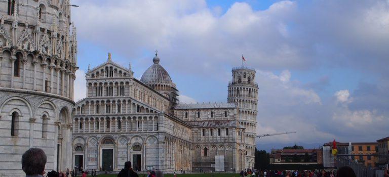 イタリアにに行ってきた!Part6 ピサ&ミラノ編