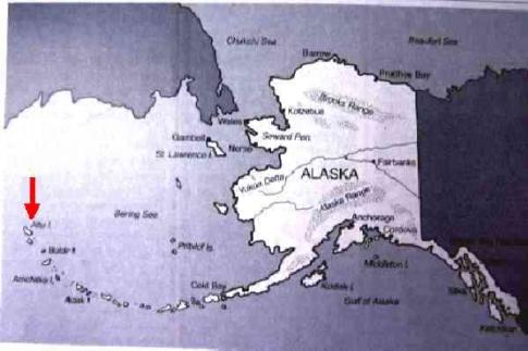 アラスカ戦線 / ハンス=オットー・マイスナー