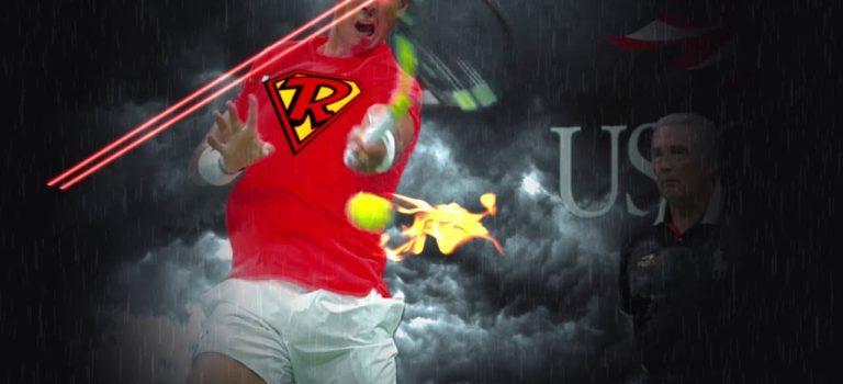US オープンはナダル三度めの優勝!