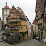 ドイツに行ってきた!Part5 ロマンチックな中世の街、ローテンブルク編