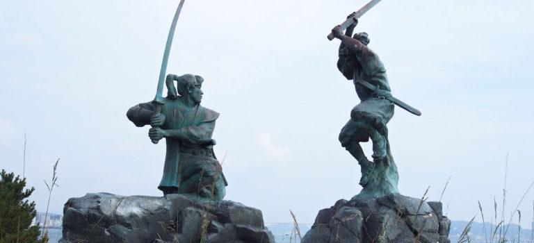 関門海峡プチ・トリップ5〜佐々木小次郎と宮本武蔵が闘った巌流島へ