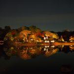六義園「紅葉と大名庭園のライトアップ」にいってきた!