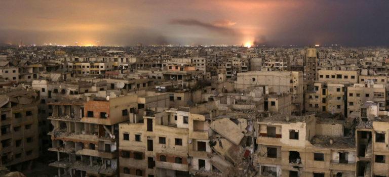 今回の舞台はシリア!グレイマン・シリーズ「暗殺者の潜入」