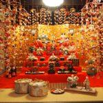 稲取と河津桜、伊豆プチトリップ〜その1 雛のつるし祭り