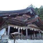 秋の鳥取旅行ちょっと島根〜その④境水道と美保神社