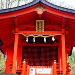 金運と開運の九頭竜神社