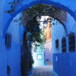 モロッコに行ってきた! その② 〜カサブランカ、首都ラバトから青い街シャウエンへ