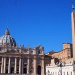 イタリアに行ってきた! Part1 『天使と悪魔』の世界ヴァチカン観光編
