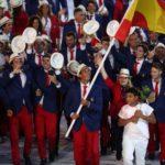 リオネジャネイロ・オリンピック開幕