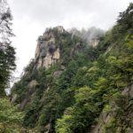GoToで甲斐路プチトリ① 小雨の昇仙峡